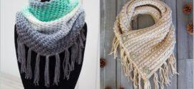 Amazing Cowl Free Crochet Patterns