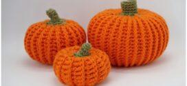 Amigurumi Pumpkin – Learn to Crochet