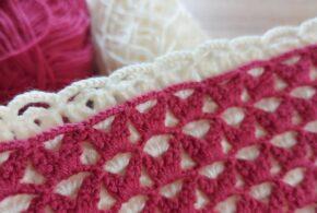 How To Crochet very Easy Model