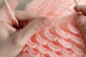 3D Crochet Tangerine Slices – Free tutorial